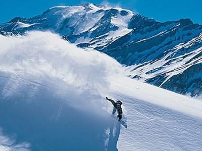 Chile tem as melhores estações de ski do mundo