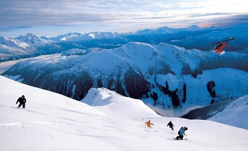 Ski -Temporada aberta