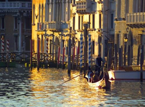 Veneza, uma cidade muito romântica