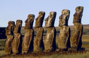 Ilha de Páscoa, museu a céu aberto