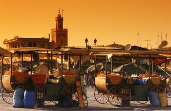 Marrakech – a genuína cultura islâmica