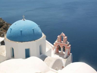 Os encantos das Ilhas Gregas