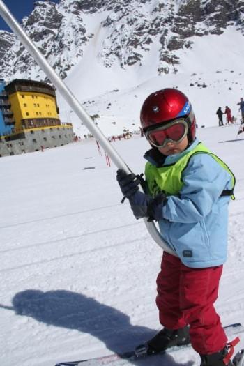 Chile e Argentina oferecem ótimas estações para esquiar