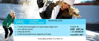 Ski e Snowboard nas melhores montanhas da América do Norte!