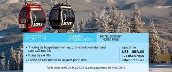 Promoções para esquiar nos melhores ski resorts dos Estados Unidos
