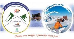 3º Campeonato Brasileiro Amador de Ski e 3ª Copa Snowboard