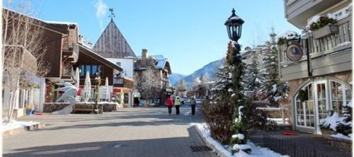Vail – A charmosa estação de esqui com maior área esquiável dos Estados Unidos
