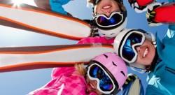 Esquiar faz bem para a saúde, diz pesquisa