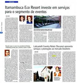 Laticastelli Country Realis apresenta serviços e promoções ao mercado brasileiro