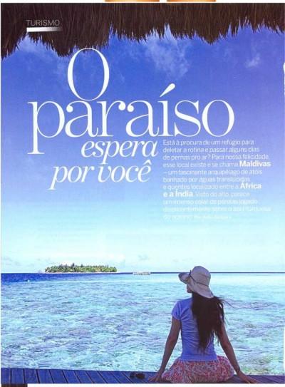 O Paraíso espera por você