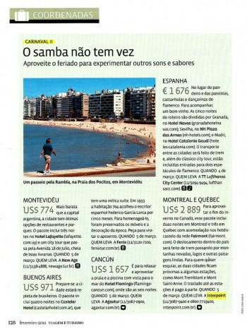 O Samba não tem vez
