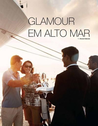Glamour em Alto Mar