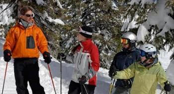Steamboat tem esqui noturno, novos restaurante e hotel