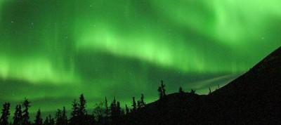 Caça à aurora boreal marca turismo no Alasca