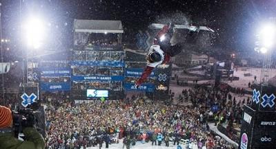 Aspen / Snowmass se prepara para sediar o Winter X Games  2014