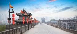 Turismo e história na Rota da Seda