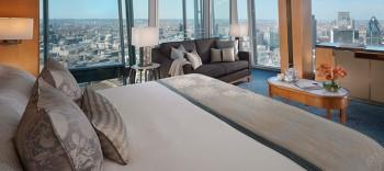 Shangri-La é líder em crescimento na hotelaria de luxo