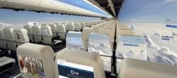 Avião sem janelas