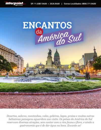 Viaje pelos melhores destinos da América do Sul – Aproveite as promoções!