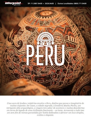 Machu Picchu, Cuzco e muito mais encantos pra você descobrir!