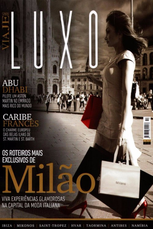 Milão na moda