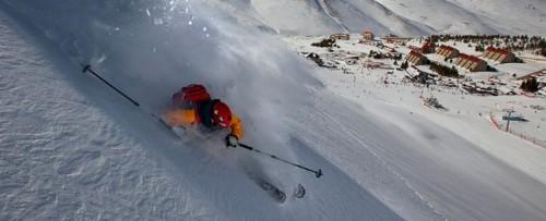 Las Leñas se prepara para a temporada de ski em 2015