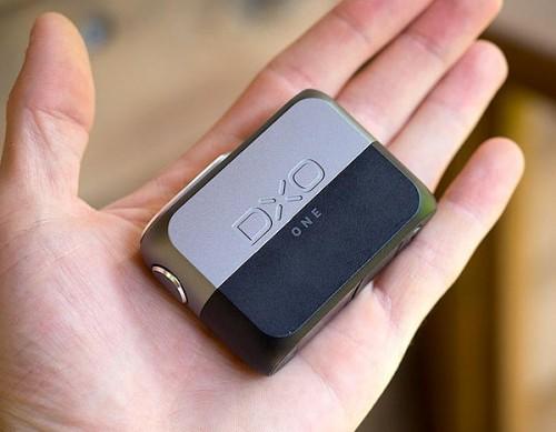 DxO One, câmera DSLR de bolso