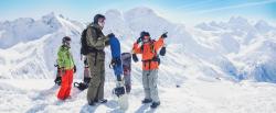 Promoções Ski América do Norte
