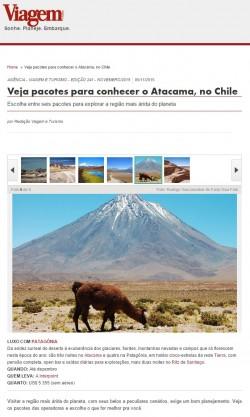 Veja pacotes para conhecer o Atacama, no Chile
