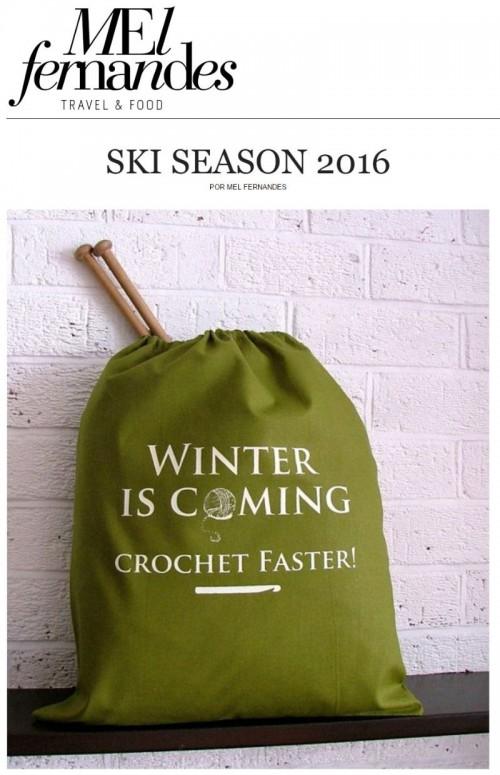 Ski Season 2016