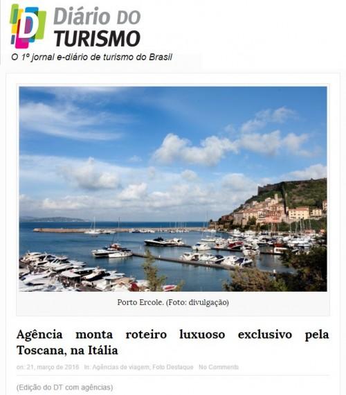 Agência monta roteiro luxuoso exclusivo pela Toscana, na Itália