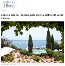 Sobre o mar da Toscana, para viver o melhor do verão italiano