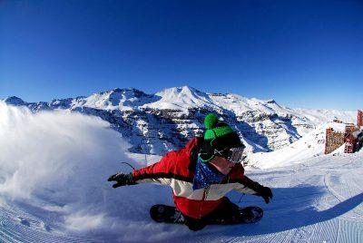 Promoção Valle Nevado!