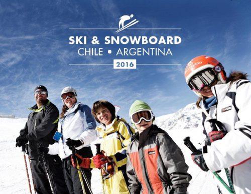 Descontos de pré-temporada – Ski América do Sul