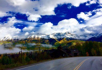 O Inverno está chegando no Colorado…