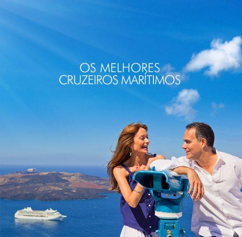 ★ Cruzeiros – Que tal um cruzeiro maritimo? A melhor forma de viajar. Programe ja suas ferias