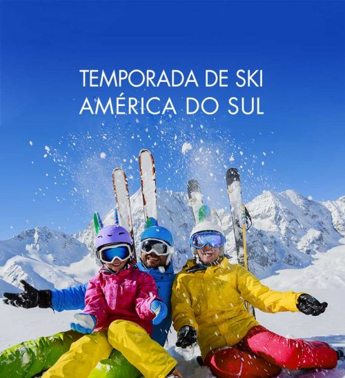 ★ Ski Argentina e Chile – Garanta suas férias de Ski em família!