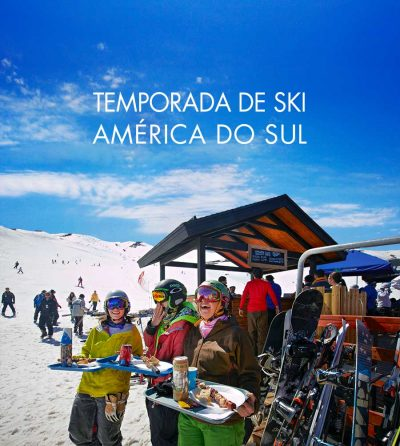 ★ Ski América do Sul – Muita neve nas montanhas e preços promocionais!
