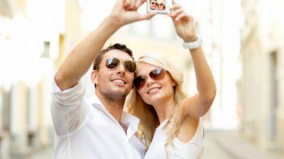 Saiba quais são os cenários mundiais mais desejados para fazer selfies
