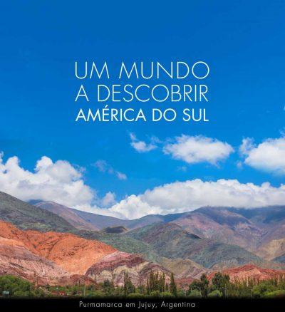 ★ América do Sul – Promoções e Descontos para você conhecer os Melhores Destinos!