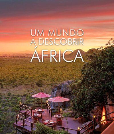 ★ Descubra a África! Programe sua viagem.