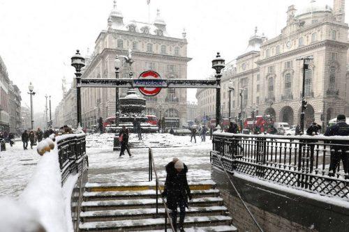 Escala longa é chance de explorar Londres