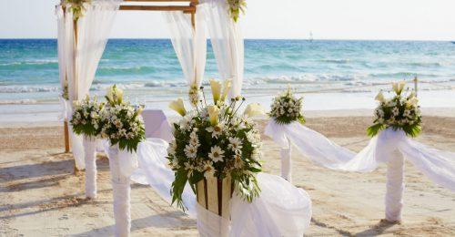 7 hotéis perfeitos para um destination wedding