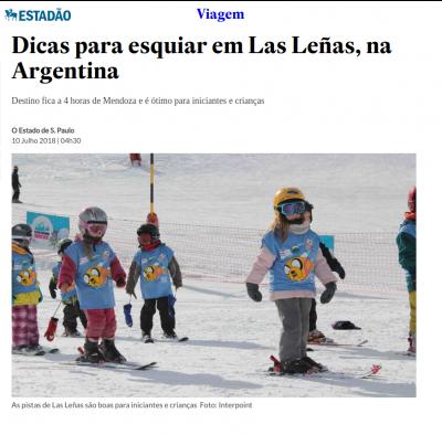 Dicas para esquiar em Las Leñas, na Argentina