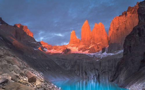 Viagem para a Patagônia fica a mercê do clima do extremo sul do Chile