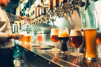 A rota da cerveja em Denver, Colorado