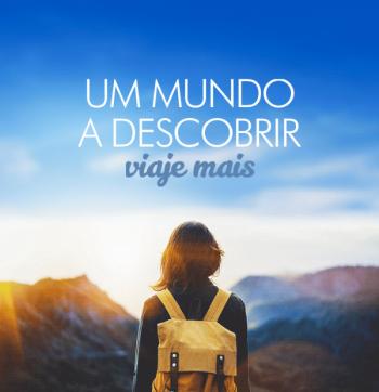 ★ Um Mundo a Descobrir – Programe sua próxima viagem!