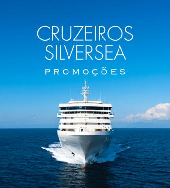 ★ Cruzeiros Silversea –  Pague em 6x sem juros!