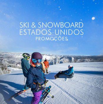 🎿 Ski no Colorado, USA – Aproveite os melhores preços e pague em até 6x sem juros!