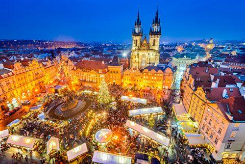 Leste Europeu – 5 Mercados de Natal Imperdíveis